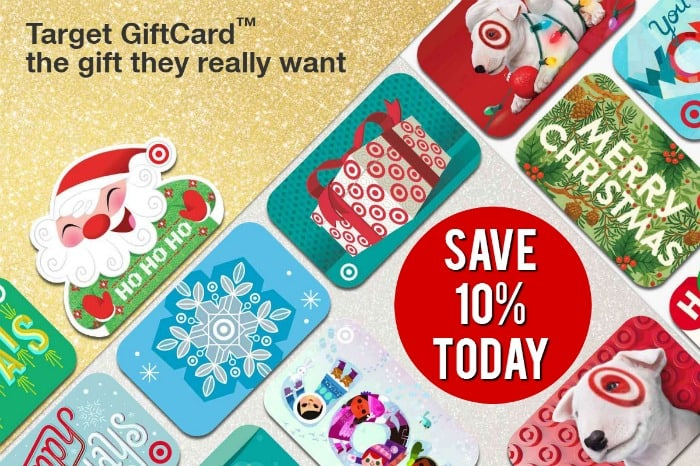 Target Gift Card Discount Black Friday