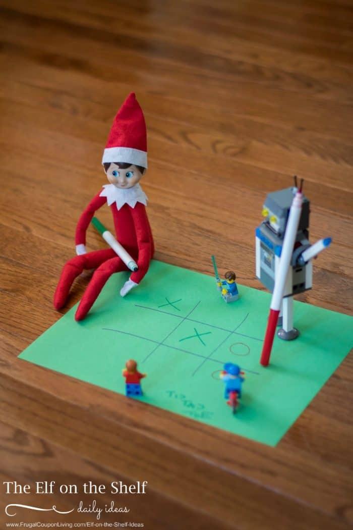 tictactoe-elf-on-the-shelf-ideas