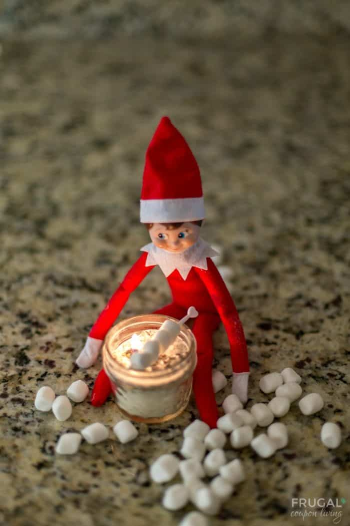 roasting-marshmallows-elf-on-the-shelf-ideas-frugal-coupon-living