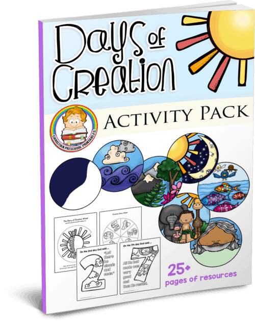 days-of-creation-activity-pack