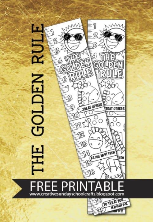 free sunday school printables