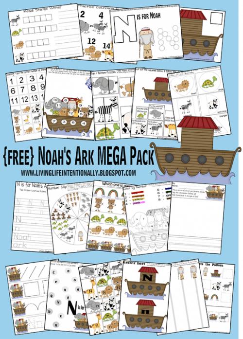 Noah's ark coupons