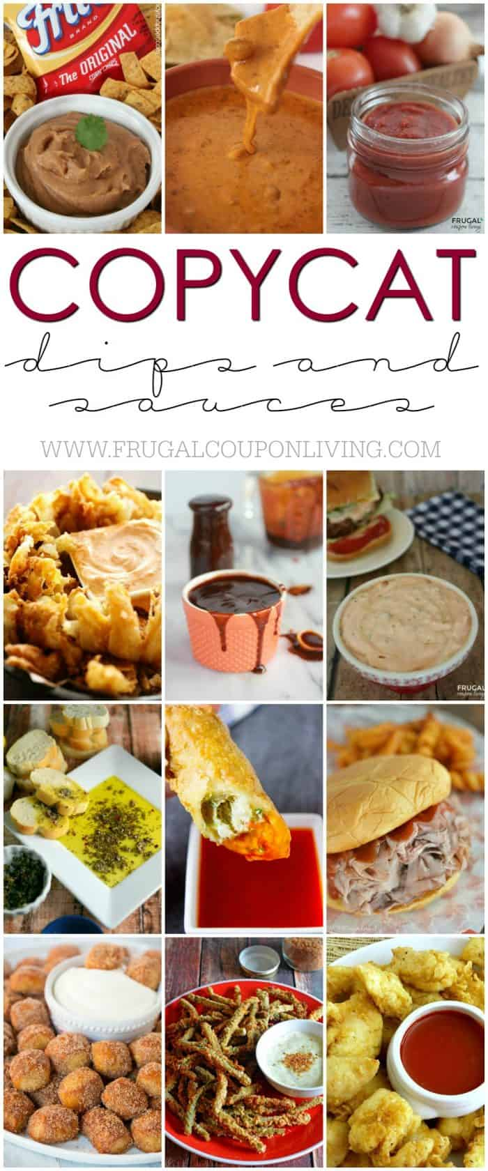 copycat-dips-sauces-frugal-coupon-living-long-collage
