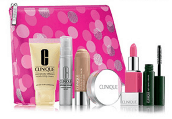 Nordstrom: Free Clinique 7-Piece Gift Set with $27 Purchase!