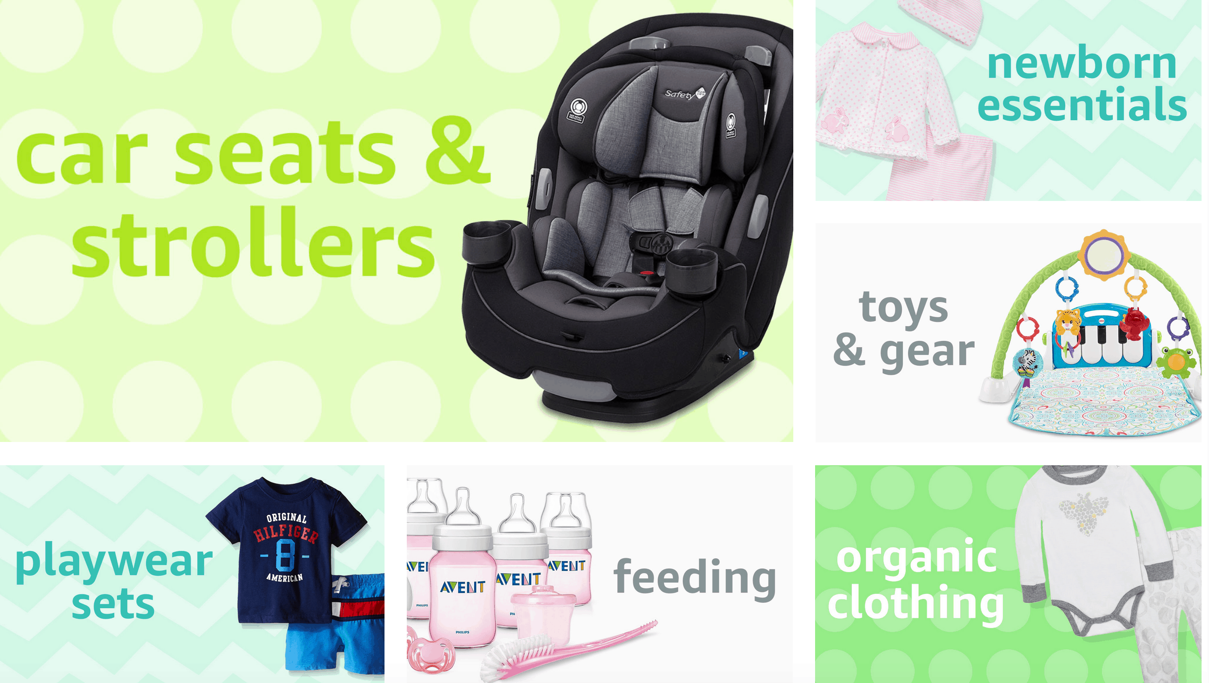 Amazon Baby Savings Event Save 20 Or More On Clothing