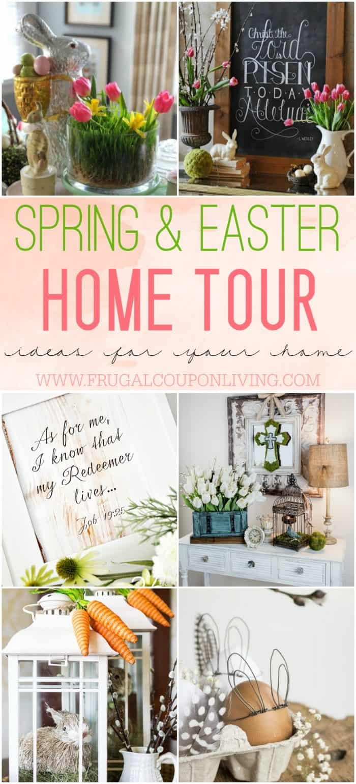 Donu0027t Forget Our Inspiring Farmhouse Easter Decor U2013 Pin To Pinterest.