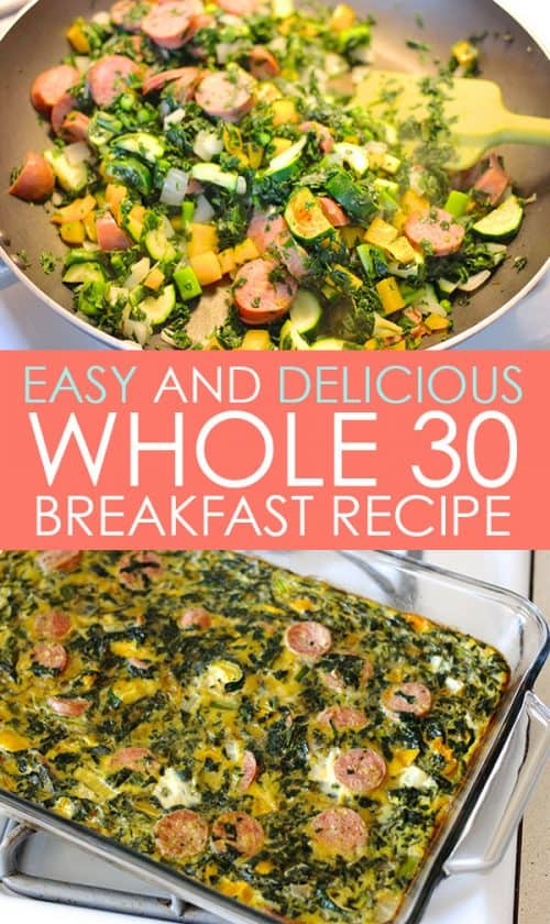 The Ultimate List Of Whole30 Recipes For Beginners