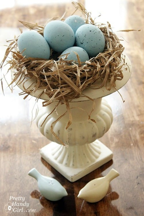 Spring easter home decor ideas for The nest home decor