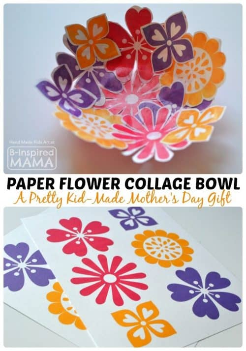 mothers day crafts for kids preschool elementary and more