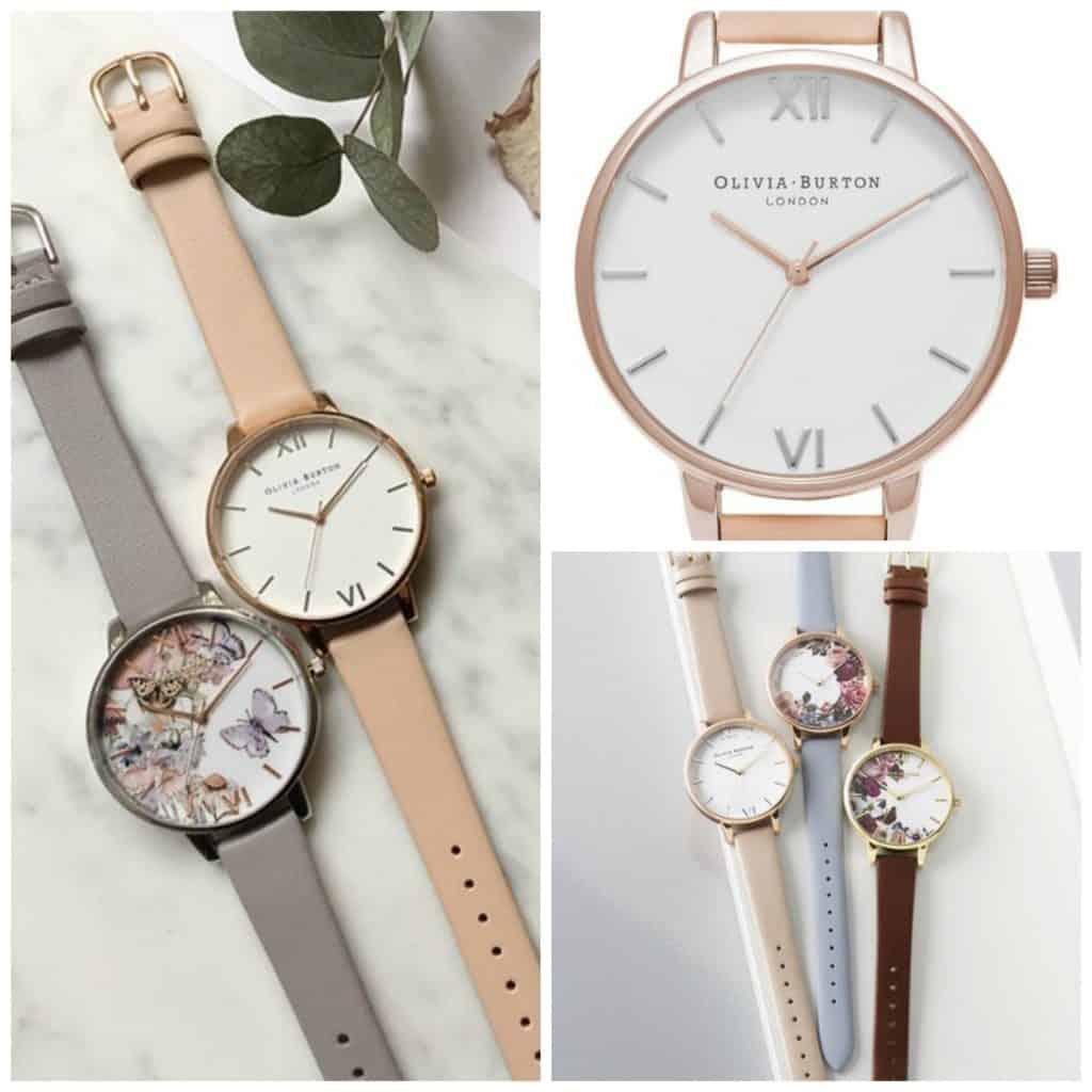 Oliva Burton Watch