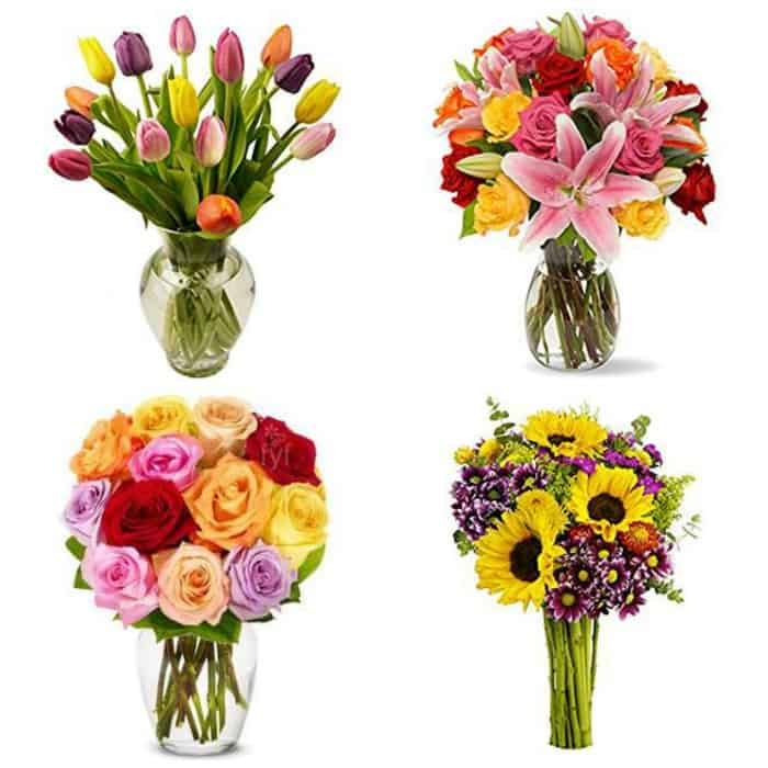 Amazon: Floral Arrangements with Prime Delivery Start at $20!