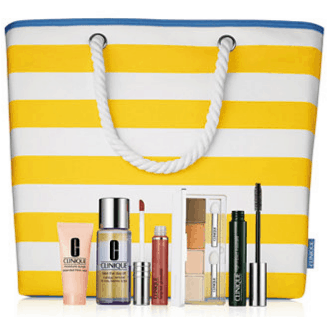 Clinique Summer Set - Only $36.50 with any Clinique Purchase!