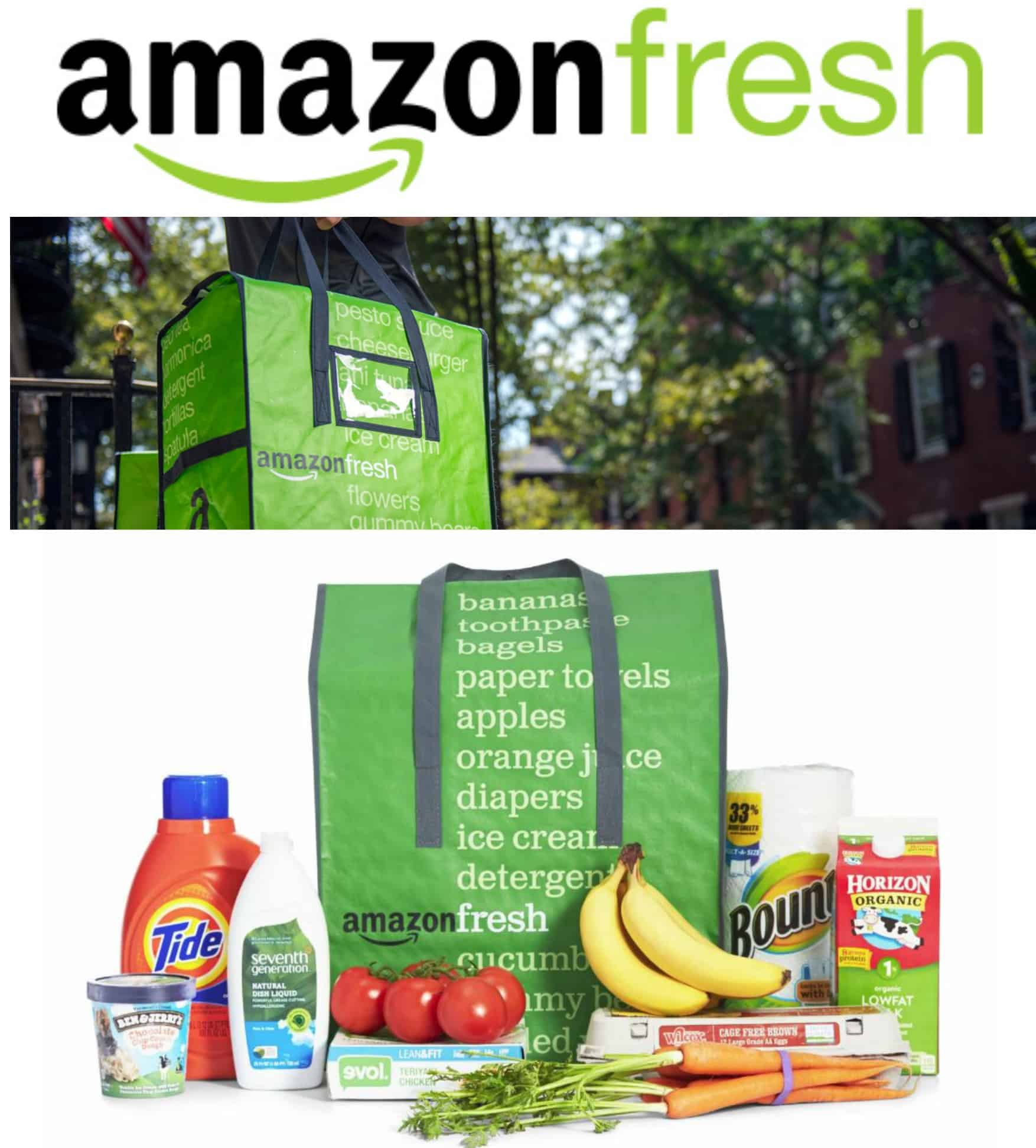 Amazon fresh coupon code