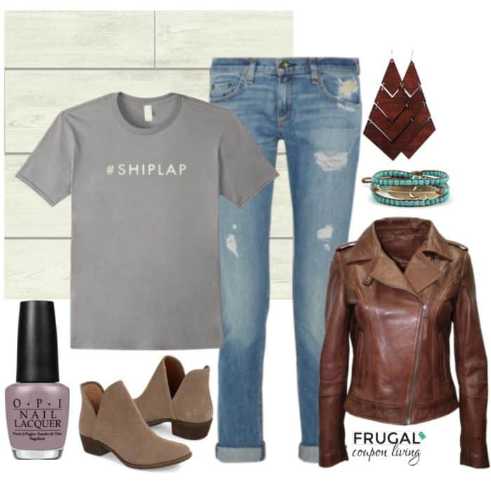 Frugal Fashion Friday Joanna Gaines Inspired Outfit