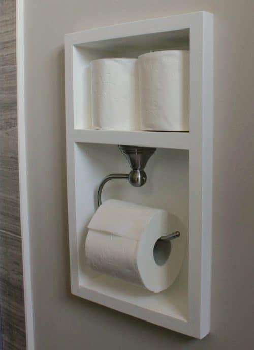 Remodeled bathroom ideas inspiring makeovers on a budget - Metro cuadrado muebles ...