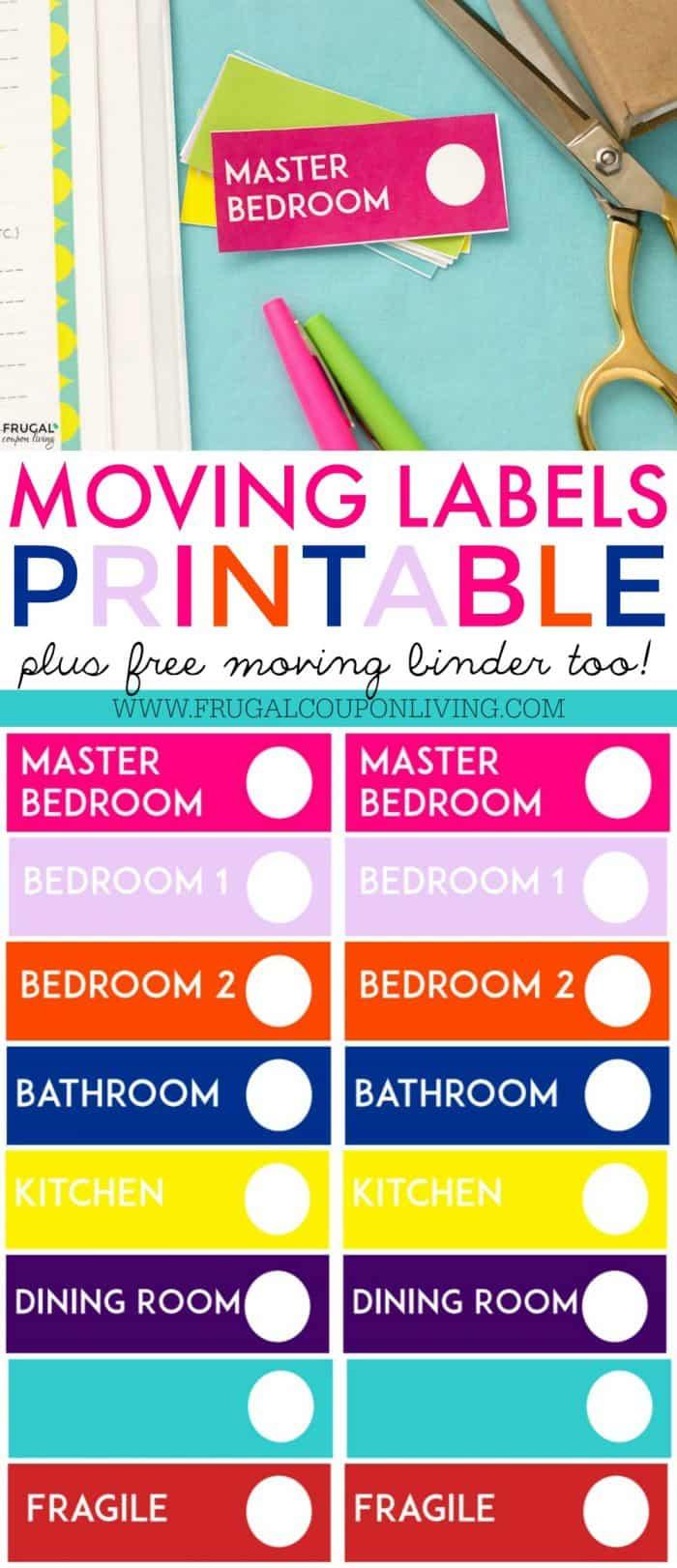 free moving binder printable