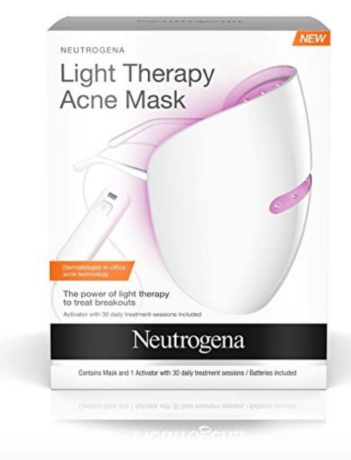 Neutrogena Light Therapy Acne Treatment Mask Just $29.99!