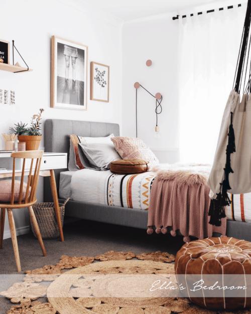Inspiring Teenage Bedroom Ideas