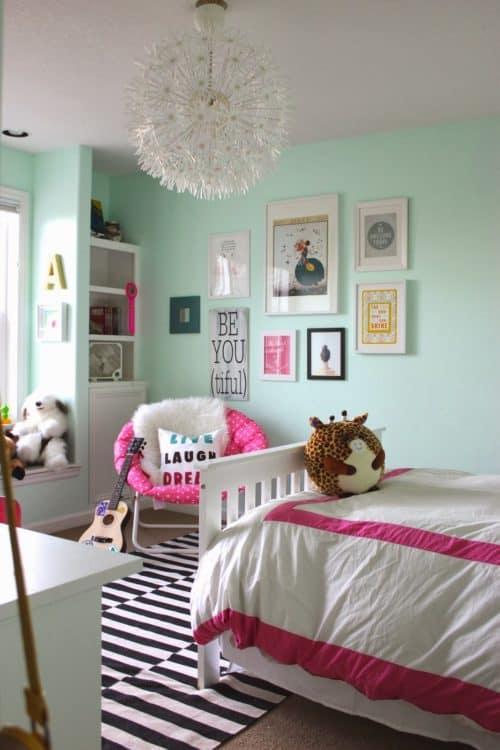 Inspiring teenage bedroom ideas for Cool bedroom ideas for tweens