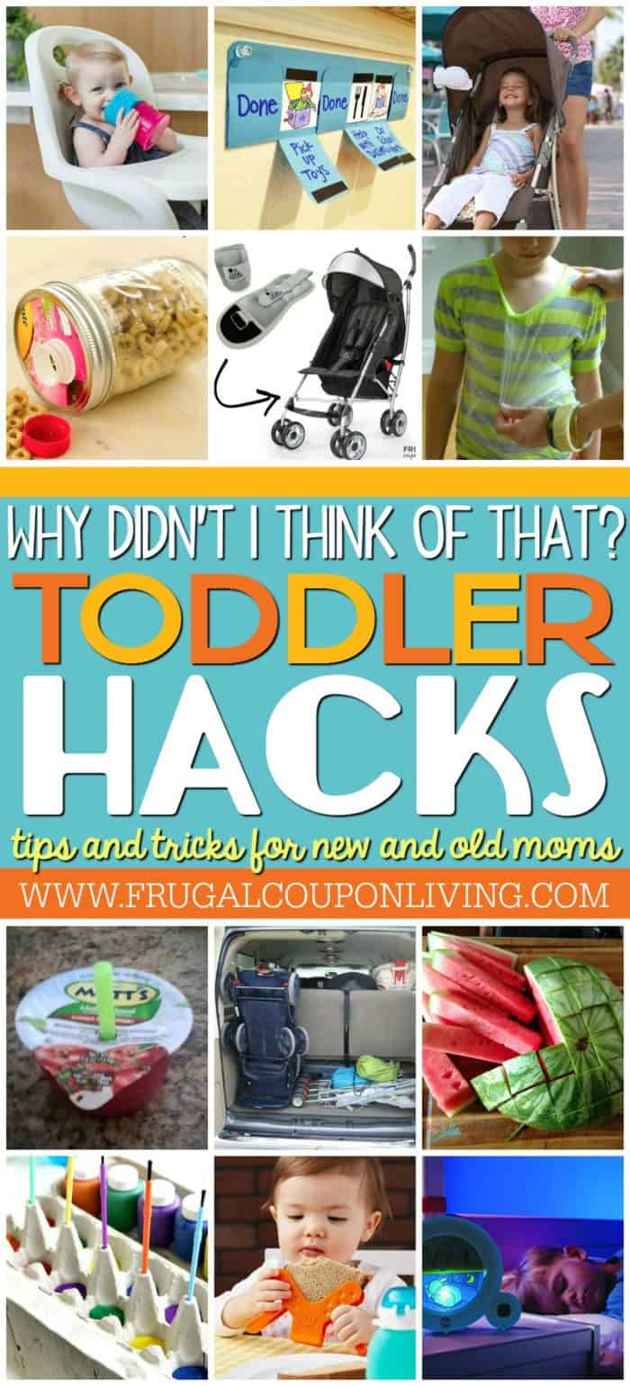 Toddler Tips and Hacks