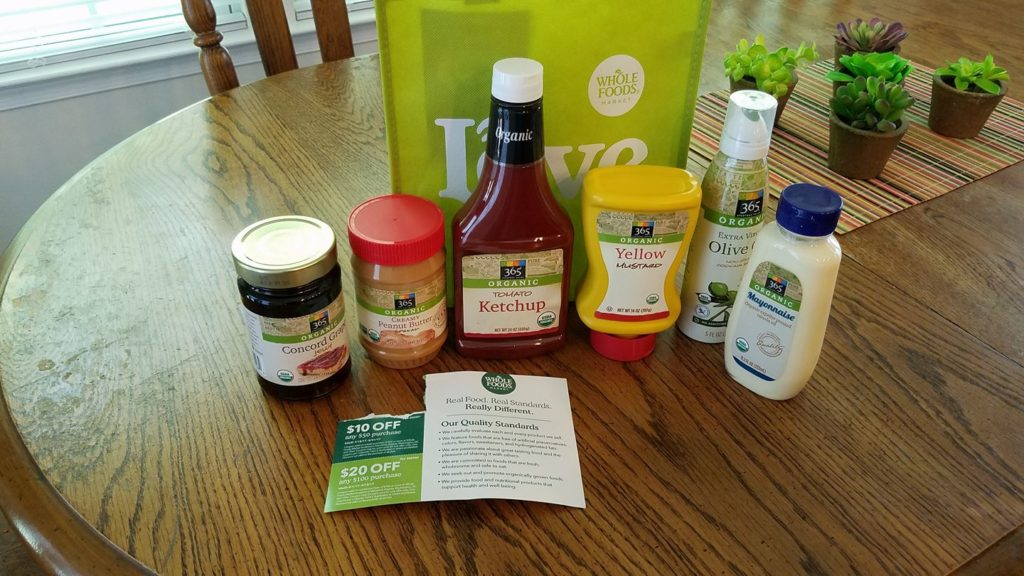 Whole Foods Pantry Starter Kit
