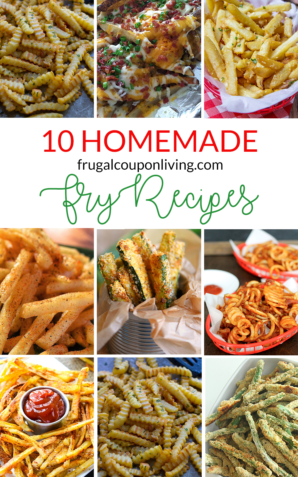 Homemade Fry Recipes