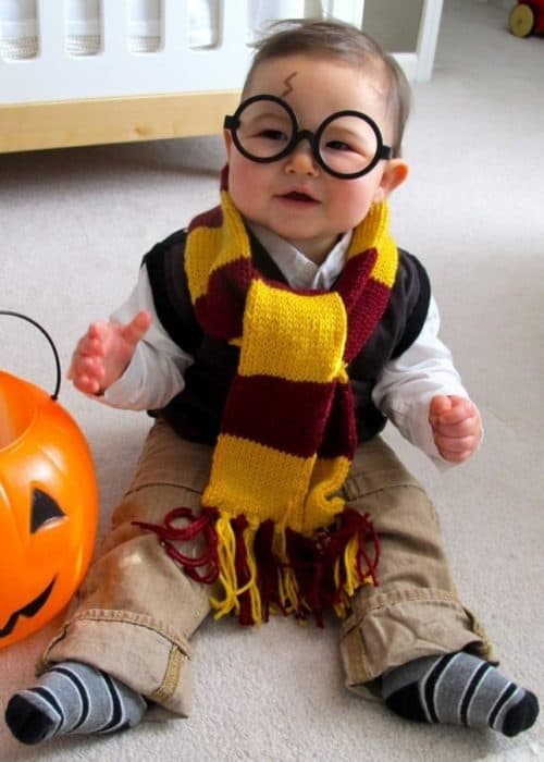 save harry potter baby halloween