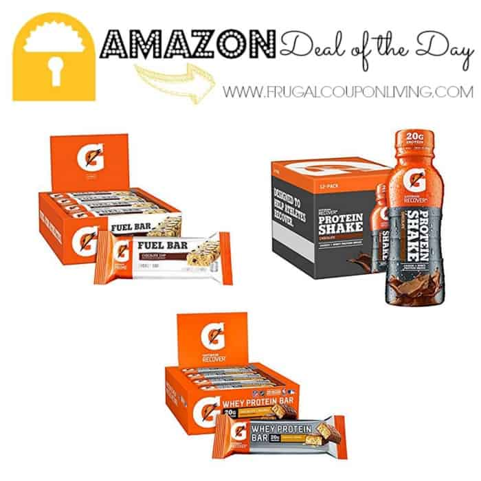 Gatorade Towels Amazon: Amazon Deal Of The Day: 30% Or More On Gatorade