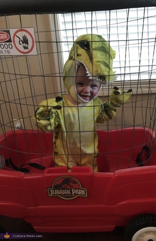 Creative Baby Halloween Costume Ideas