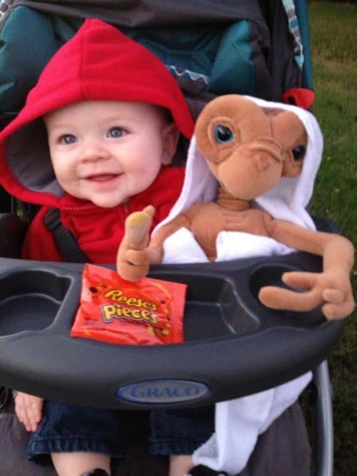 Halloween Costumes Ideas For Babies: Creative Baby Halloween Costume Ideas