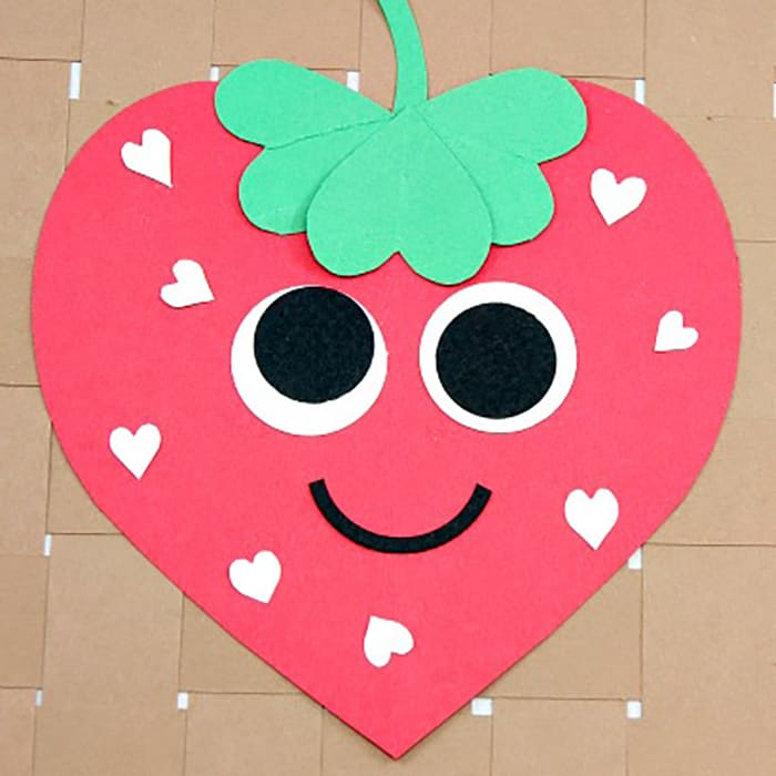 as simple as can be this kid valentines day craft recycles old cardboard toilet paper rolls into a heart stamper you could make a very cute wrapping paper - Kid Valentines