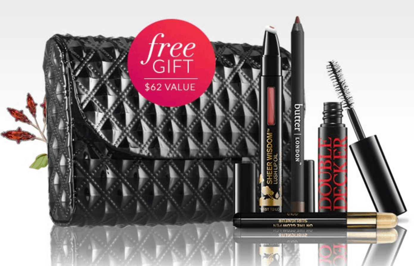 butter LONDON: FREE $62 Value Gift With Purchase