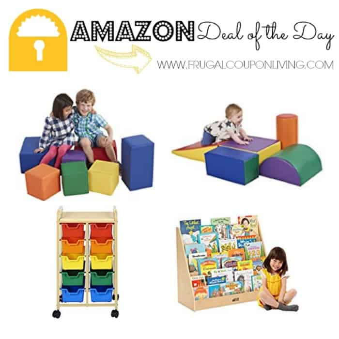 Amazon Deal Of The Day: 25% Off Kids Furniture And Supplies