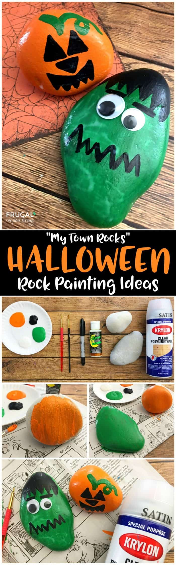 Rock Painting Ideas