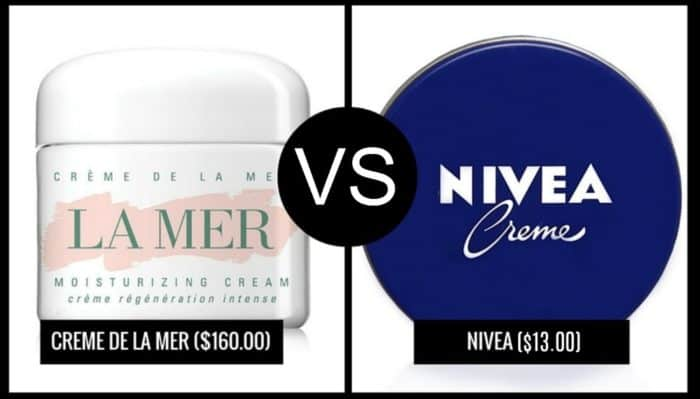 La Mer Vs Nivea Creme Cream - Reviews from a Tester