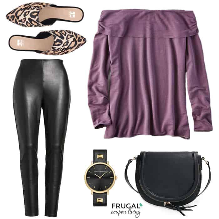 Frugal Fashion Friday Comfy and Edgy Fall Fashion