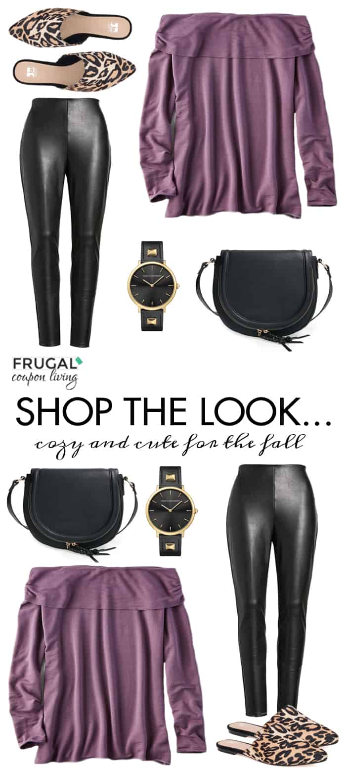 Frugal Fashion Friday Edgy Fall Fashion