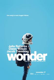 AMC Theatres: Buy Wonder Movie Ticket Purchase, Get Free $5 Barnes & Noble Rewards Card