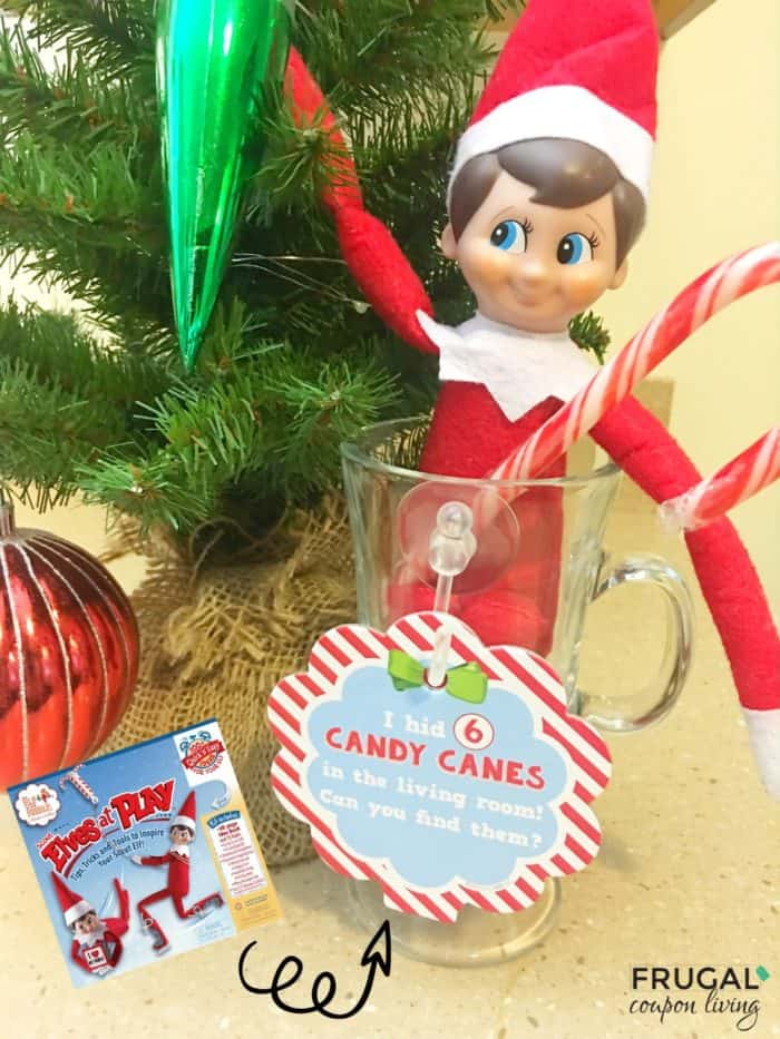 Are you following all of Frugal Coupon Living'sElfon the Shelf Ideas? See well over 100s of creative, funny, and original ideas for your Elf! Need ideas? Pick up the Elf on the Shelf Scout Elves At Play Kit.Tips, Tricks and Tools to inspire your Elf including Elf Notes!
