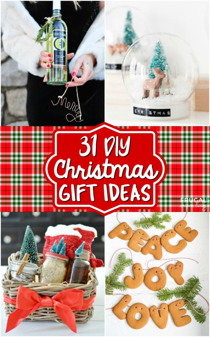 31 DIY Christmas Gift Ideas Part 2