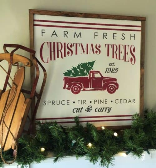 Inspiring Farmhouse Christmas Decor For The Winter Season