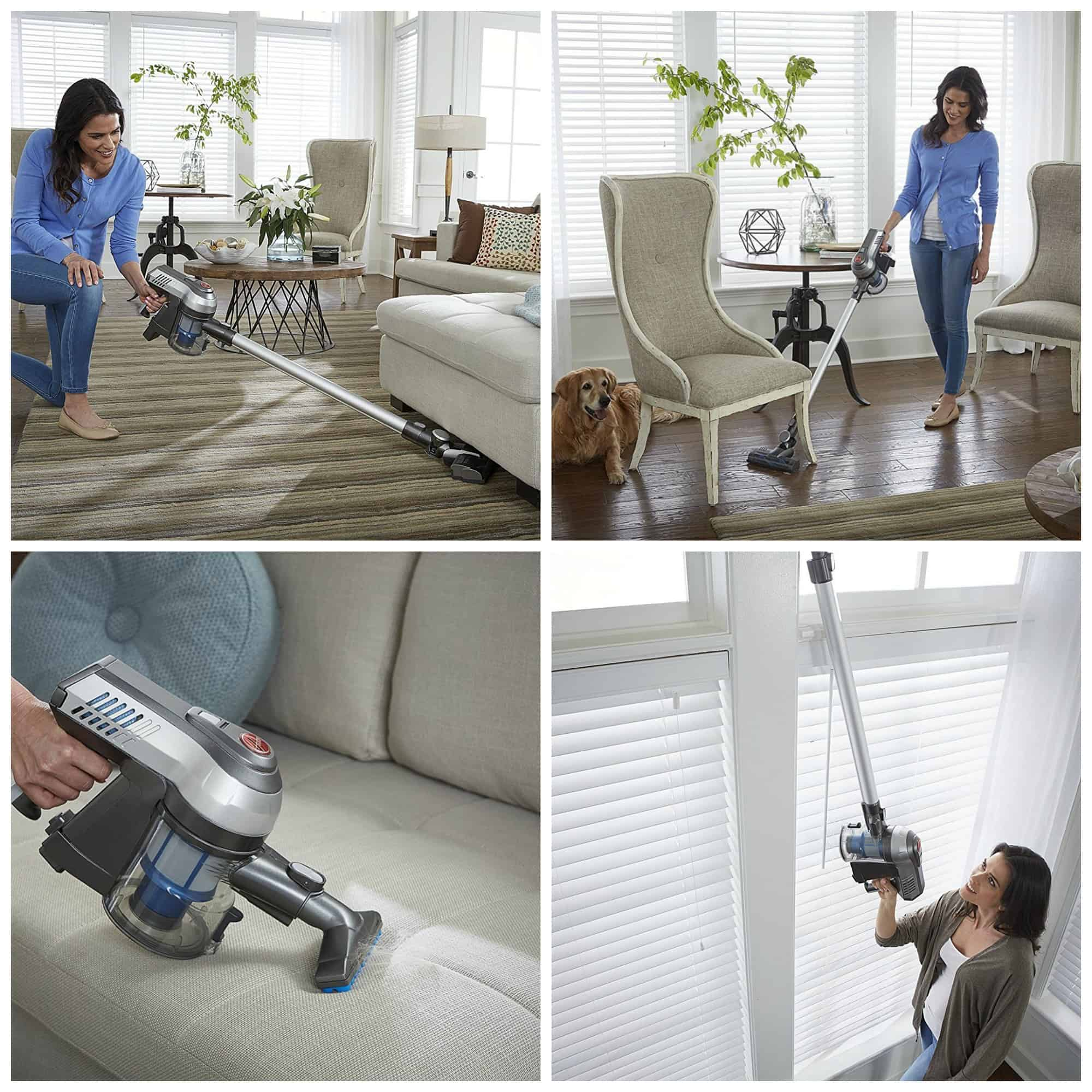 Hoover Cruise Cordless Lightweight Stick Vacuum Cleaner