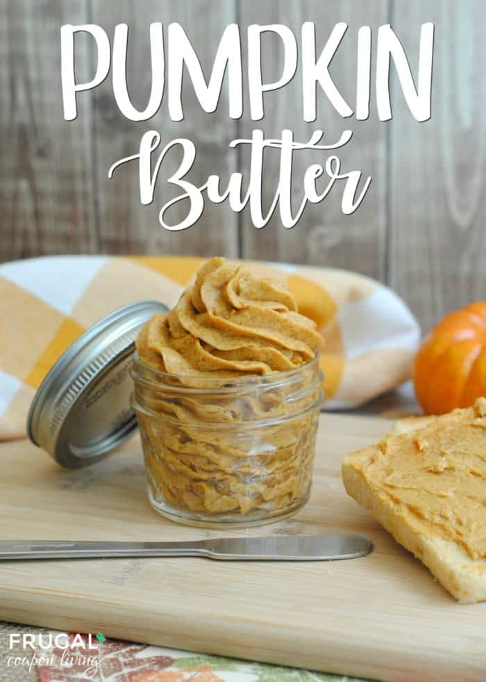 Homemade Pumpkin Butter Recipe - A Delicious Fall Recipe!