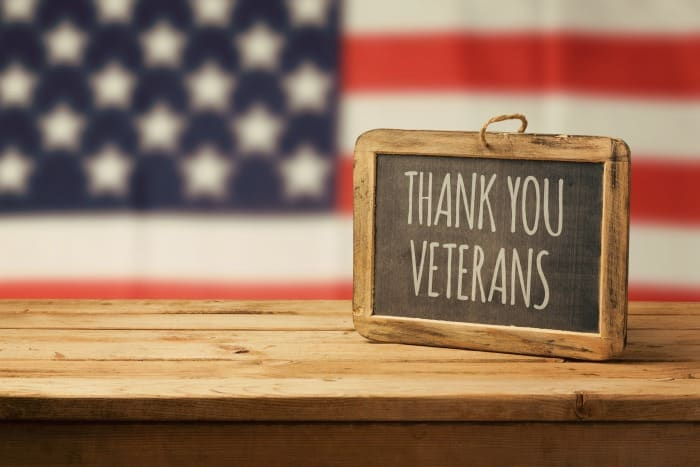 Veteran's Day Discounts