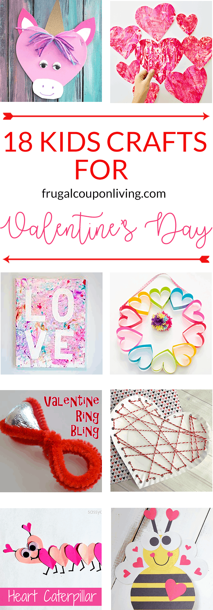 3 Home Decor Trends For Spring Brittany Stager: 18 Super Cute DIY Valentines Crafts For Kids
