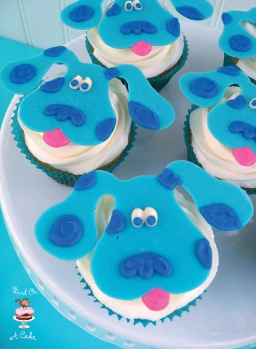 Blues Clues Birthday Cake Topper