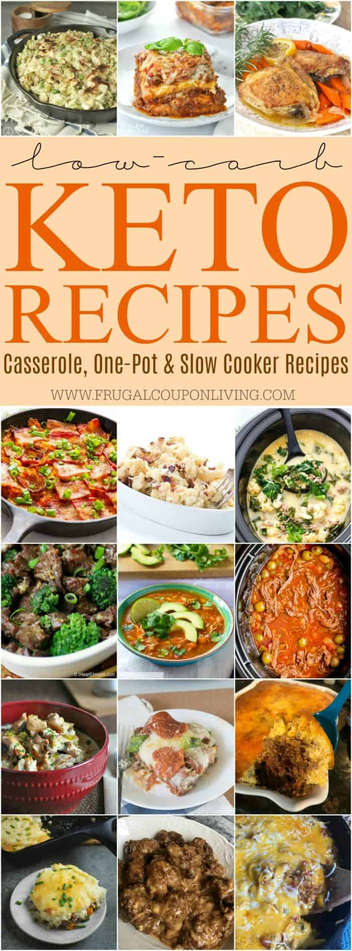 Slow Cooker Keto Recipes