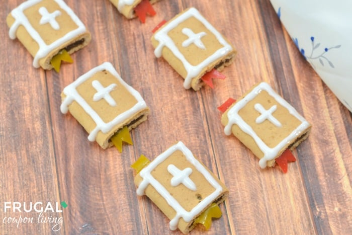 Fig Newtons Easter Bible Cookies