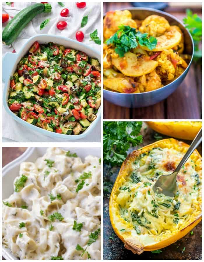 52 Weeks of Meatless Monday Dinners