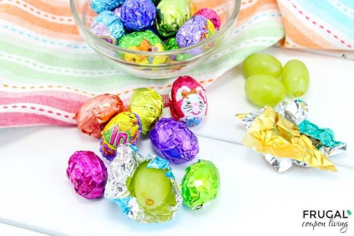 April Fools' Day Candy Grapes